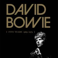 Cover David Bowie - Five Years [1969-1973]